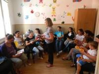 prevenirea traficului de femei si copii
